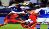 """"""" الزوري """" أفضل لاعب في لقاء الهلال والريان القطري"""