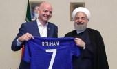 إيران تسير على خطى المملكة في الملاعب ومكافحة الفساد