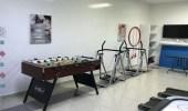 افتتاح النادي الرياضي بكلية التقنية للبنات بنجران