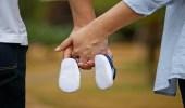 إمساك يد زوجك أثناء الولادة يخفف آلام المخاض