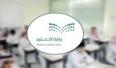 معلمو مدرسة ابتدائية ومتوسطة النايفية بالأفلاج تبرعهم لإقامة نادي