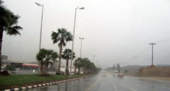 الأرصاد تصدر تنبيها متقدما حول هطول أمطار غزيرة على عسير