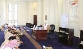 """مدير """" هيئة مكة """" يبين تحذير العلماء من الإخوان في محاضرة بالحرس الوطني"""