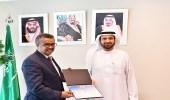 بالصور.. رئيس منظمة الصحة العالمية يسلم الربيعة شهادتي اعتماد لمدن صحية سعودية