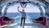 """بالصور.. شاب يفوز بـ """" وظيفة الأحلام """" على أكبر سفينة سياحية في العالم"""