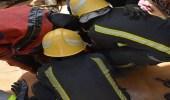 بالصور.. وفاة عاملين مصريين داخل خزان صرف صحي وسط جدة