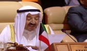 أمير الكويت: قمة الظهران أملا جديدا للأمة.. وسوريا تعاني من كارثة إنسانية