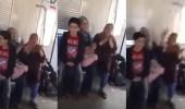 بالفيديو.. سيدات يحتفلن بحفل زفاف فتاة بالزغاريد في المترو