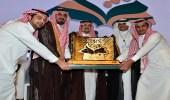 بالصور.. أمير الرياض يرعى حفل تخريج الدفعة التاسعة من طلاب جامعة شقراء