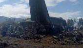بالفيديو.. لحظة تحطم الطائرة الجزائرية ووفاة 257 راكبًا