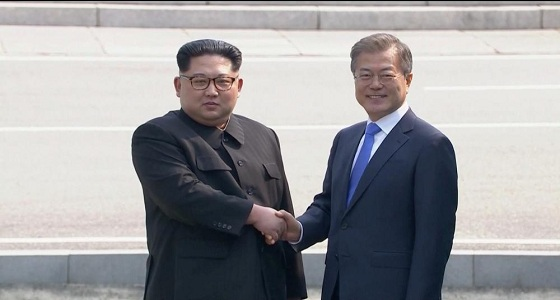 """"""" كيم جونج """" : جئت إلى القمة التاريخية لإنهاء الصراع بين الدولتين"""
