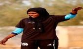 سيدة سودانية تتولى تدريب فريق لكرة القدم للرجال