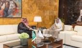 سمو أمير الباحة يزور هيئة الطيران المدني