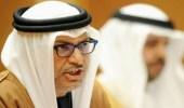 قرقاش: من الرياض نسعى لبلورة مواقف موحدة تعزز الاستقرار
