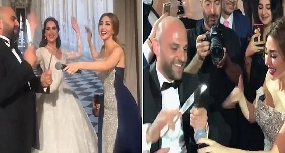 بالفيديو.. ميريام فارس ترقص على صوت السكاكين