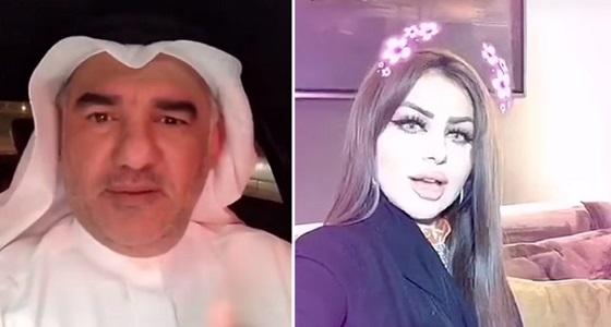 بالفيديو.. صالح الجسمي لحليمة بولند: البنت السعودية خط أحمر