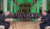 ولي العهد يرعى إطلاق مشروع شركة موتيفا المملوكة لأرامكو
