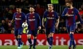 برشلونة يسعى لتحقيق رقم قياسي في الدوري الإسباني