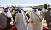 بالصور.. قادة العرب يواصلون التوافد على الظهران قبل افتتاح القمة