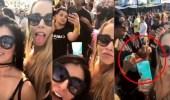 بالفيديو.. شاب يضع حبوبا غريبة في مشروب فتاة دون ملاحظتها