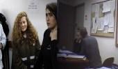 فيديو يوثق تعرض عهد التميمي للتحرش والتهديد أثناء استجوابها