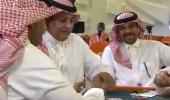 """بالفيديو.. فؤاد أنور يشارك في أولى مسابقات بطولة """" البلوت """""""