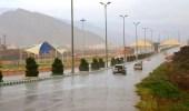 """أمطار رعدية مصحوبة برياح نشطة على منطقتي """" جازان وعسير """""""