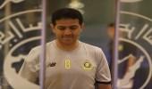 بالفيديو والصور.. فهد الهريفي يشارك في تدريبات النصر