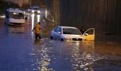 مصرع 5 إسرائيليين بسبب السيول