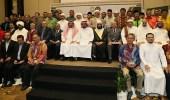 أمين عام برنامج خادم الحرمين للحج والعمرة يلتقى لفيف من الشخصيات الماليزية