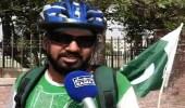 لأداء فريضة الحج.. شاب باكستاني يقطع رحلة 99 يوما عبر دراجته الهوائية