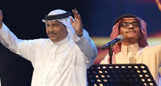 """محمد عبده ورابح صقر في أول حفلة غنائية للعوائل بـ """" جدة """""""