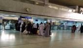 تحويل الرحلات القادمة من الرياض إلى مطار الملك عبد العزيز بجدة