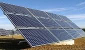 تفوق مساحته أكبر مدن العالم.. صورة لمشروع الطاقة الشمسية بالمملكة