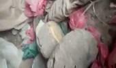 بالفيديو.. مرابط بالحد الجنوبي يوثق صواريخ ومواقع الحوثيين بعد تطهيرها