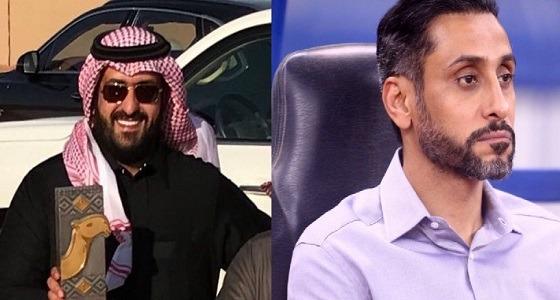 رئيس النصر يتوعد سامي الجابر والأخير يرد