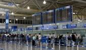 """إغلاق مطار بـ """" السويد """" .. والسبب عبوتين وزجاجة لمسافر سوري"""