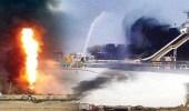 شركة نفط الكويت تواصل عملياتها للسيطرة على التسرب النفطي في المقوع