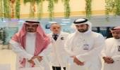 بالصور.. مجمع الملك عبدالله يُنظم اليوم العالمي للخدمة الاجتماعية