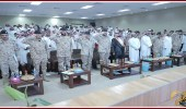 مدير مكتب تعليم شرق الرياض يرعى حفل ختام الأنشطة الطلابية وماراثون المشي