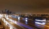 هطول أمطار رعدية مصحوبة برياح نشطة على الرياض