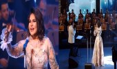 بالفيديو.. أحلام تسحر الجمهور بإطلالتها في حفل الكويت