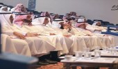 مدير النشاط الطلابي بتعليم الرياض يرعى الحفل الختامي بمكتب الروابي