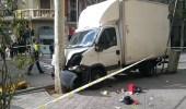 إصابة 8 أشخاص في حادث دهس جماعي ببرشلونة