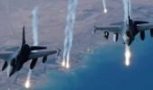 طيران التحالف يكثف غاراته على مواقع ميليشيا الانقلاب في البيضاء وصعدة
