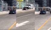 """بالفيديو.. مطلب غريب لمنفذ حادث دهس """" تورنتو """""""