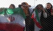 5 إيرانيات يتنكرن في الرجال ويحضرن مباراة بطهران