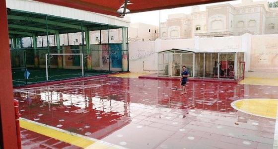 """بالصور.. تعليم مكة يعلن الخطة الإجرائية لتطويق """" الجرب """""""