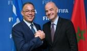 """الاتحاد المغربي يتهم """" الفيفا """" بخداعه"""