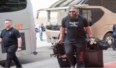 بالصور.. وصول نجوم WWE إلى جدة للمشاركة في الرويال رامبل